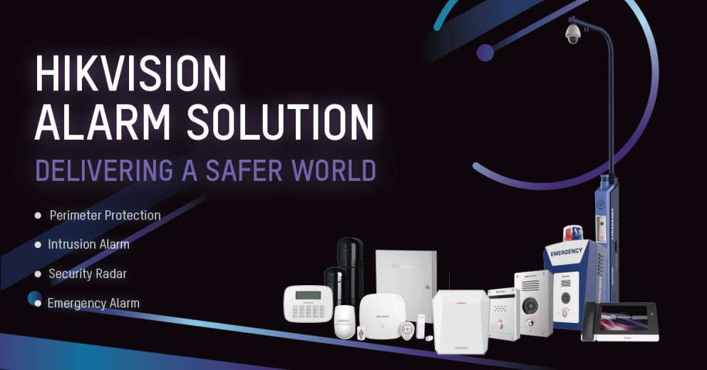 Hikvision Alarm Products